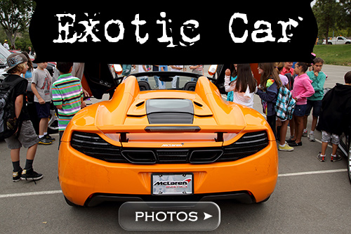 Exotic Car Photos